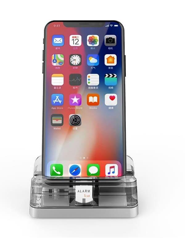 Антикражный автономный пьедестал IGUARD 5070 для телефона