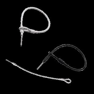 Тросики и иглы для защитных датчиков