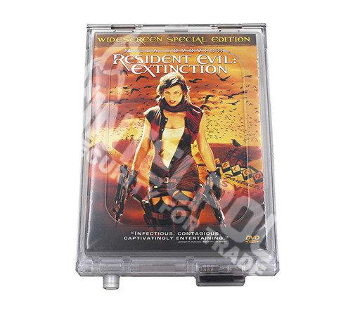 Защитный сейфер прозрачный SF5020 DVD Ultra Safer с замком NORMAL LOCK