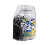 Защитный сейфер прозрачный SF5037 Xylitol Gum Safer с замком NORMAL LOCK