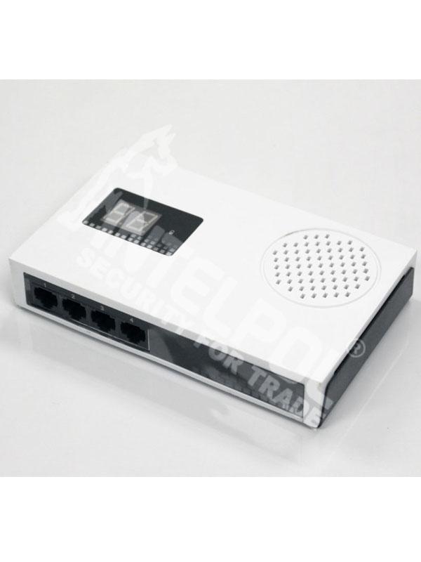 Контроллер SafePlay SP3004 для защиты 4 устройств