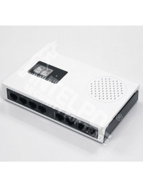 Контроллер SafePlay SP3008 для защиты 8 устройств