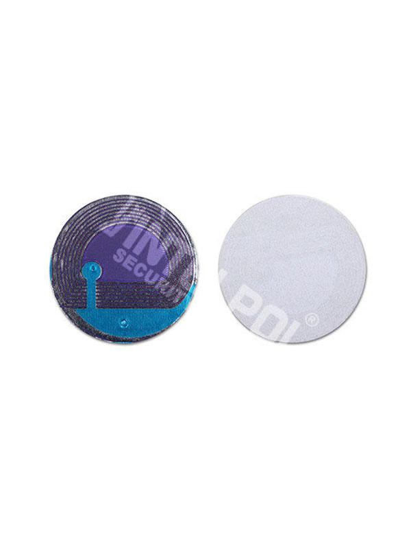 Радиочастотная этикетка РЧ круглая 40 мм Ø (1000 шт./рулон)